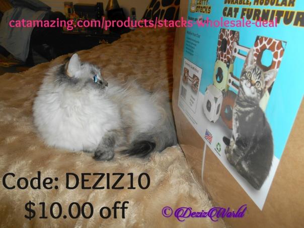 Dezi with Stacks discount code