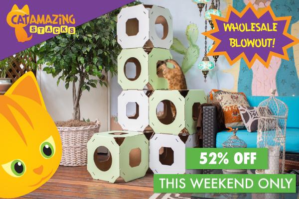 Stacks sale