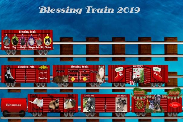 2019 Blessing Train