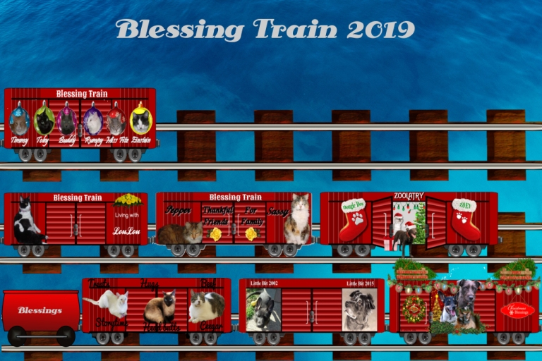 2019 Blessing Train