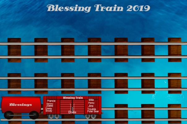 Blessing Train 3 week 3