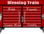 Blest Sunday: The Final Ride of the 2019 Blessing Train
