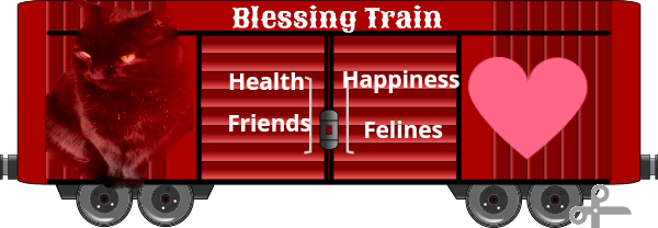Spike 2019 Blessing Train