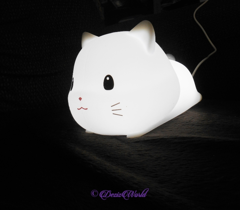 Kitty nightlight